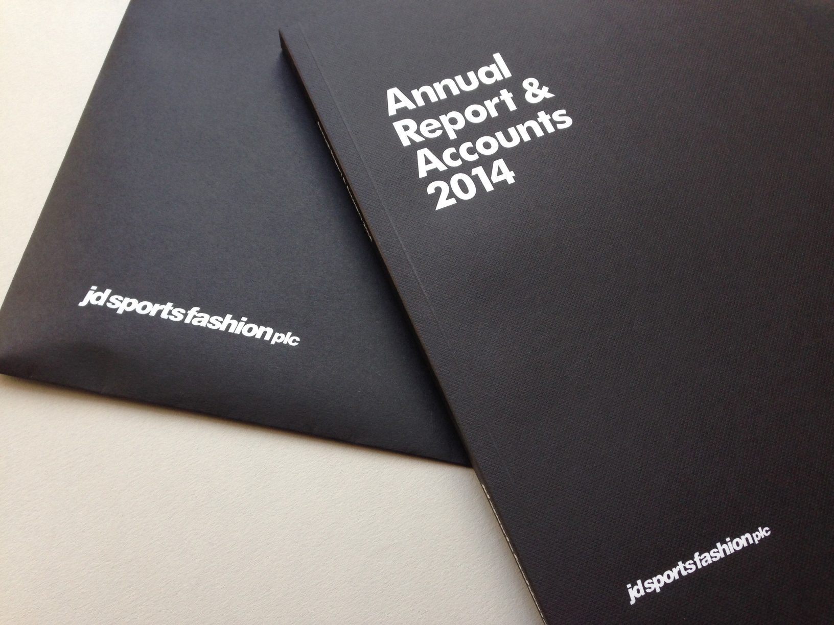 report and accounts printers
