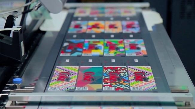 mosaic printing