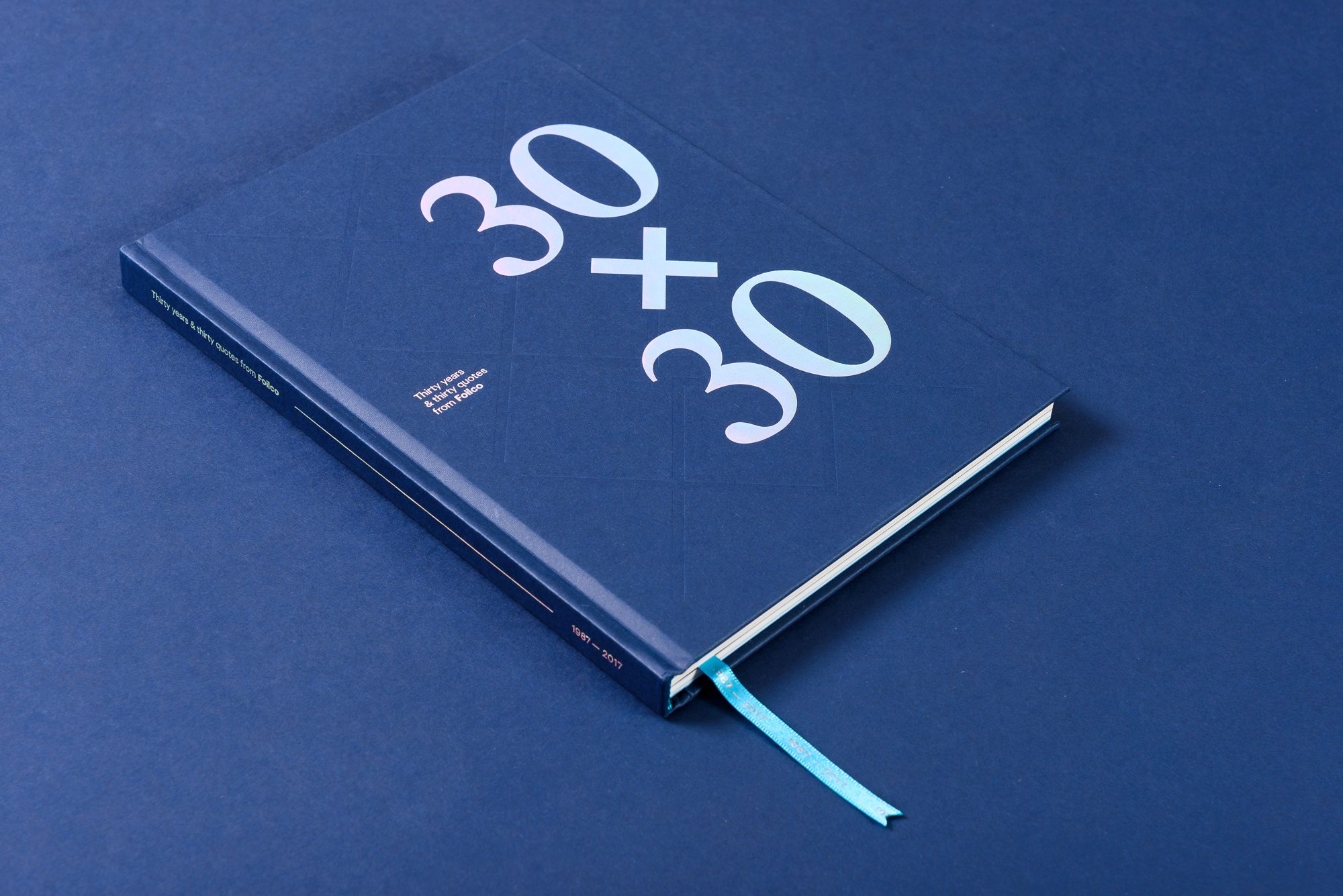 Foilco 30x30 book